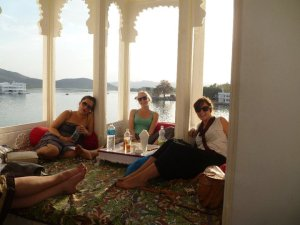 The best view in Udaipur..
